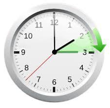 To do list mars 2015 6 changement d 39 heure heure d 39 t - Changement d heure 2015 ...