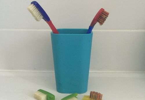 la brosse à dents rechargeable