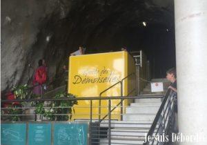 Visite au coeur de la grotte des demoiselles