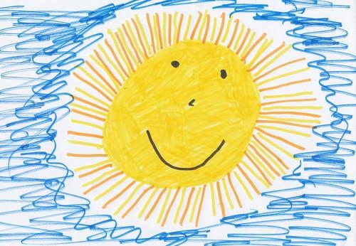 5 idées pour savoir quoi faire des dessins d'enfants