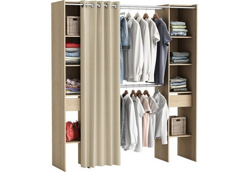 5 astuces pour organiser son dressing je suis d bord e. Black Bedroom Furniture Sets. Home Design Ideas