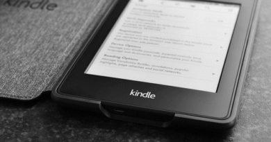 Comment je suis passée à la Kindle d'Amazon