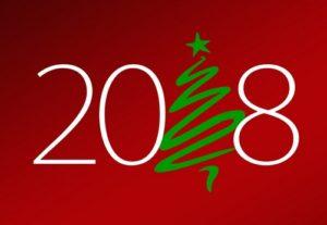 Bonne année 2018 et résolutions à prendre