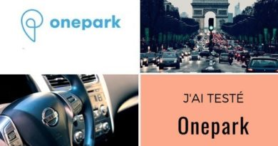 J'ai testé … Onepark