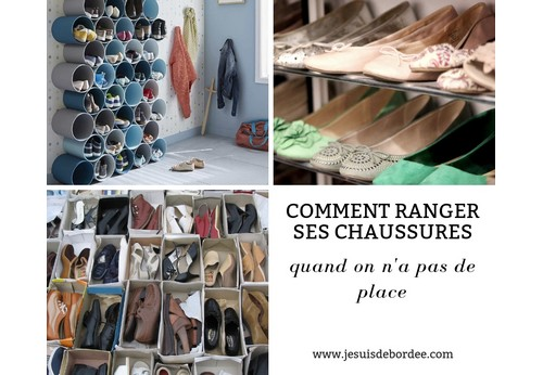 comment ranger ses chaussures quand on n 39 a pas de place je suis d bord e. Black Bedroom Furniture Sets. Home Design Ideas