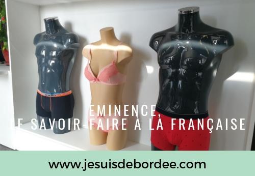 Eminence, le savoir-faire à la Française
