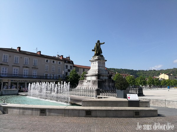 Place Mitterrand Cahors