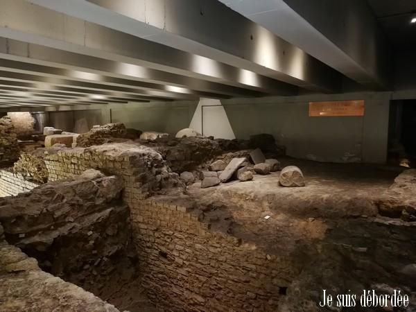 Vestiges de l'Amphithéâtre