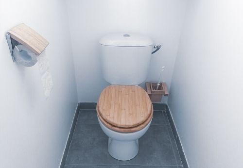 Ma routine ménage WC
