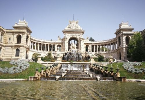 Le Palais Longchamp et son Funny Zoo