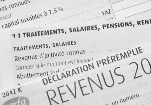 Faire sa déclaration d'impôts 2020