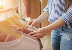 Faire des économies sur les vêtements