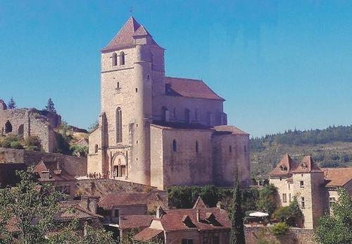Découvrir Saint Cirq Lapopie