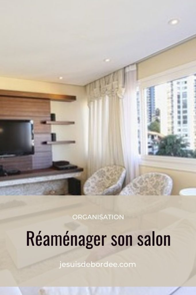 Réaménager son salon