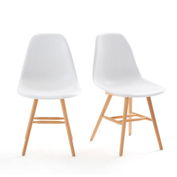 chaise en plastique