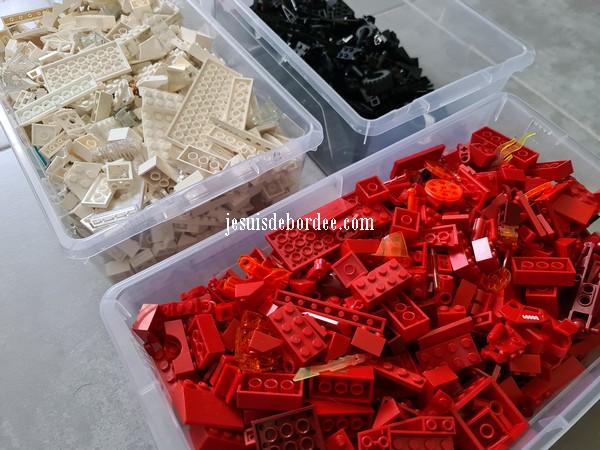 Lego trié