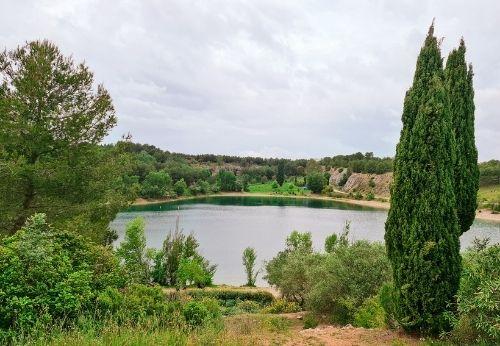 Balade en famille au Lac du Crès, proche de Montpellier
